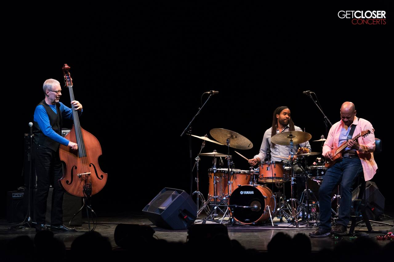 dave holland, obed calvaire, kevin eubanks